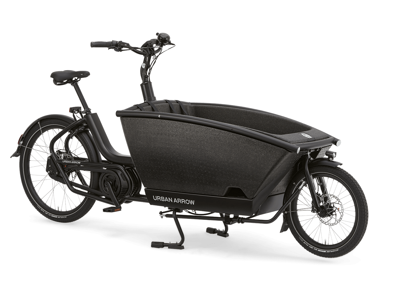 Urban Arrow Family Active Plus Disc 400wh