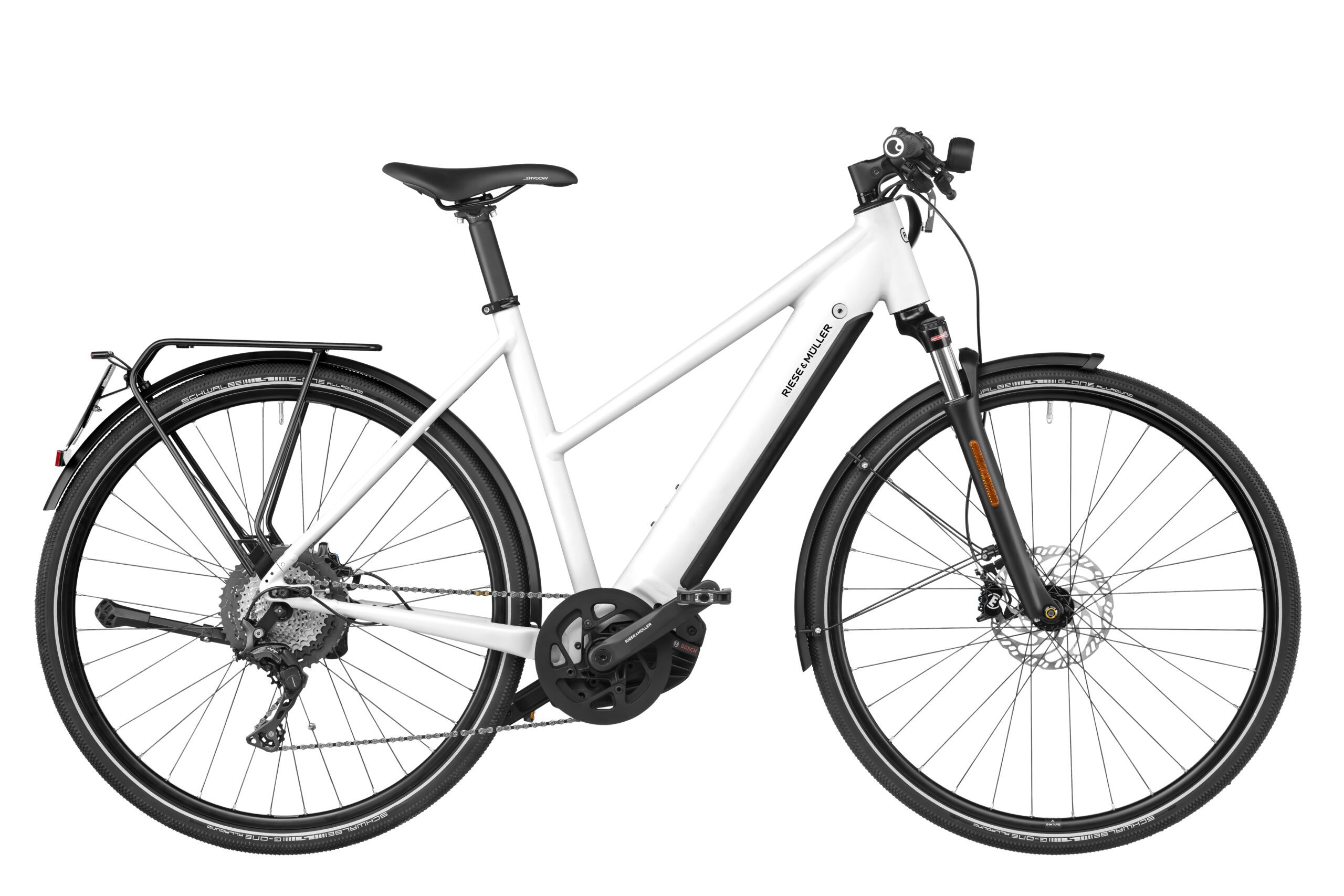 Riese & Müller Roadster Mixte touring HS